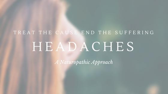 headaches Naturopath